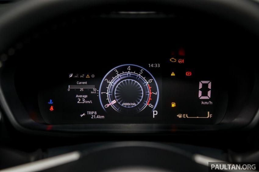 Perodua Ativa 2021 dilancarkan — varian X, H dan AV, 1.0L turbo dengan CVT, ASA 3.0, dari RM61k-RM72k Image #1256881