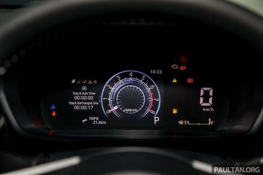 Perodua Ativa 2021 dilancarkan — varian X, H dan AV, 1.0L turbo dengan CVT, ASA 3.0, dari RM61k-RM72k Image #1256883