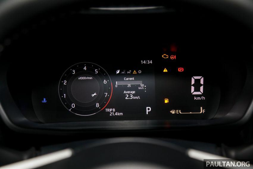Perodua Ativa 2021 dilancarkan — varian X, H dan AV, 1.0L turbo dengan CVT, ASA 3.0, dari RM61k-RM72k Image #1256885
