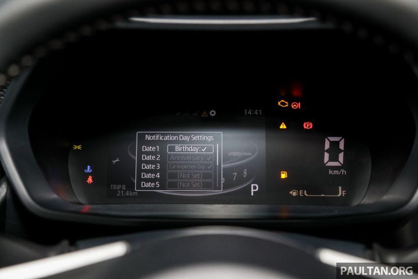 Perodua Ativa 2021 dilancarkan — varian X, H dan AV, 1.0L turbo dengan CVT, ASA 3.0, dari RM61k-RM72k Image #1256889
