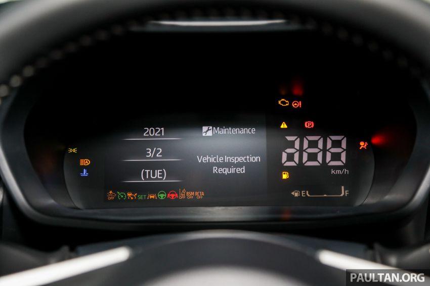 Perodua Ativa 2021 dilancarkan — varian X, H dan AV, 1.0L turbo dengan CVT, ASA 3.0, dari RM61k-RM72k Image #1256890