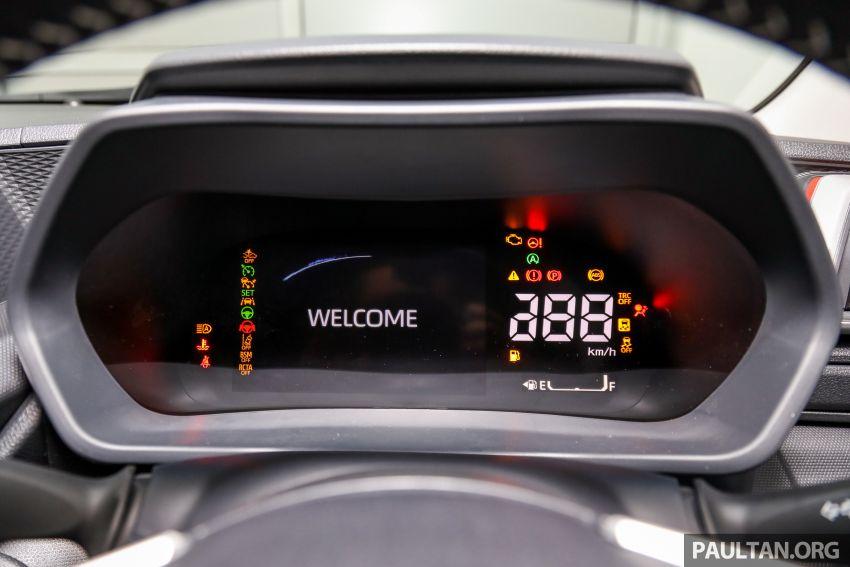 Perodua Ativa 2021 dilancarkan — varian X, H dan AV, 1.0L turbo dengan CVT, ASA 3.0, dari RM61k-RM72k Image #1256852