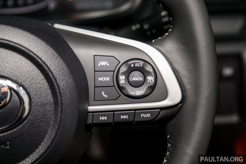 Perodua Ativa 2021 dilancarkan — varian X, H dan AV, 1.0L turbo dengan CVT, ASA 3.0, dari RM61k-RM72k Image #1256899