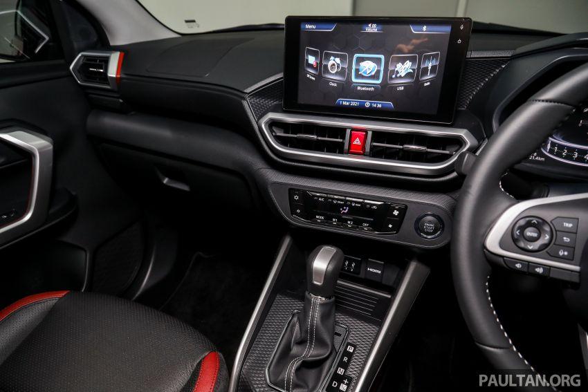 Perodua Ativa 2021 dilancarkan — varian X, H dan AV, 1.0L turbo dengan CVT, ASA 3.0, dari RM61k-RM72k Image #1256901