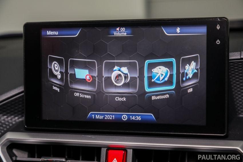 Perodua Ativa 2021 dilancarkan — varian X, H dan AV, 1.0L turbo dengan CVT, ASA 3.0, dari RM61k-RM72k Image #1256904
