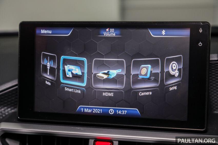 Perodua Ativa 2021 dilancarkan — varian X, H dan AV, 1.0L turbo dengan CVT, ASA 3.0, dari RM61k-RM72k Image #1256905