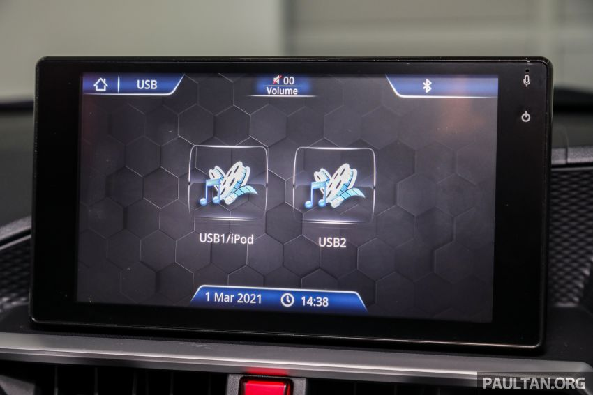 Perodua Ativa 2021 dilancarkan — varian X, H dan AV, 1.0L turbo dengan CVT, ASA 3.0, dari RM61k-RM72k Image #1256911