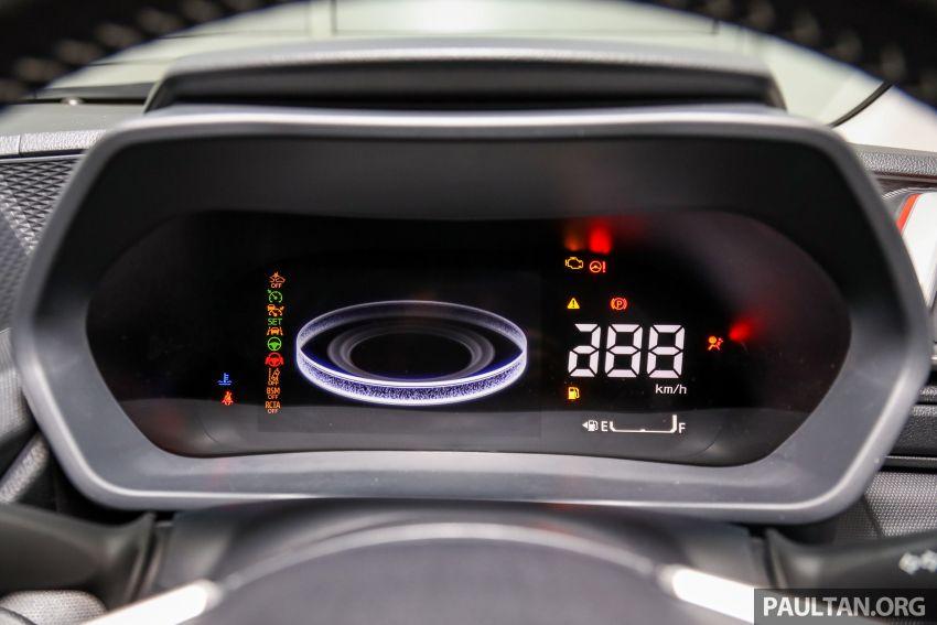 Perodua Ativa 2021 dilancarkan — varian X, H dan AV, 1.0L turbo dengan CVT, ASA 3.0, dari RM61k-RM72k Image #1256854