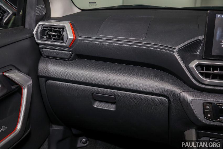 Perodua Ativa 2021 dilancarkan — varian X, H dan AV, 1.0L turbo dengan CVT, ASA 3.0, dari RM61k-RM72k Image #1256924