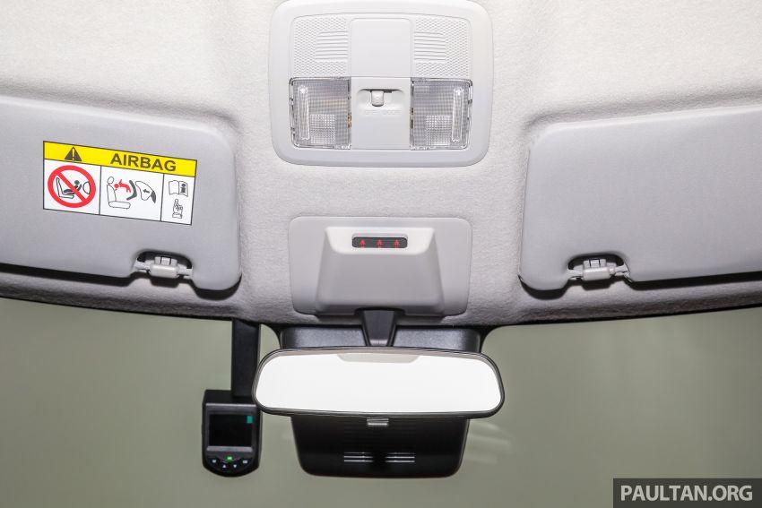 Perodua Ativa 2021 dilancarkan — varian X, H dan AV, 1.0L turbo dengan CVT, ASA 3.0, dari RM61k-RM72k Image #1256927