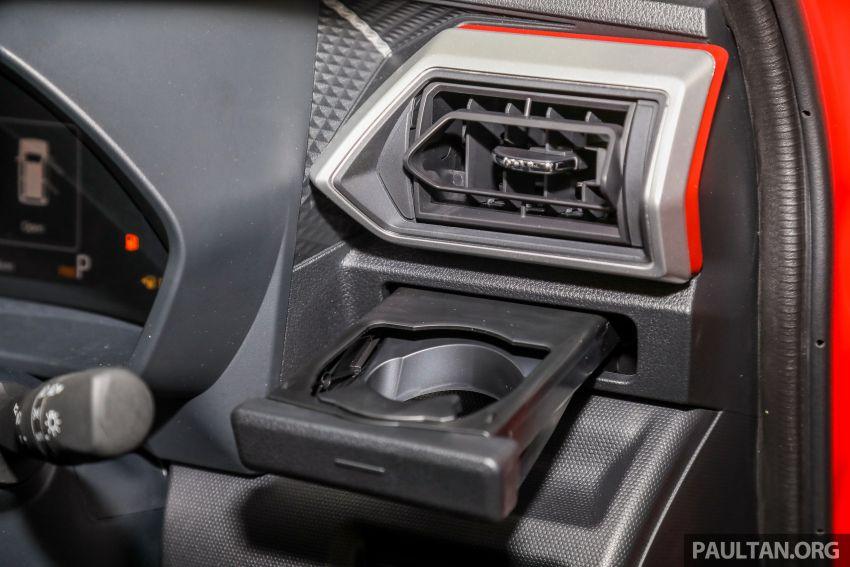 Perodua Ativa 2021 dilancarkan — varian X, H dan AV, 1.0L turbo dengan CVT, ASA 3.0, dari RM61k-RM72k Image #1256930
