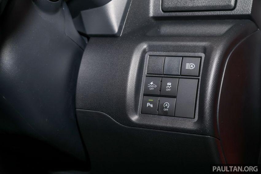 Perodua Ativa 2021 dilancarkan — varian X, H dan AV, 1.0L turbo dengan CVT, ASA 3.0, dari RM61k-RM72k Image #1256931