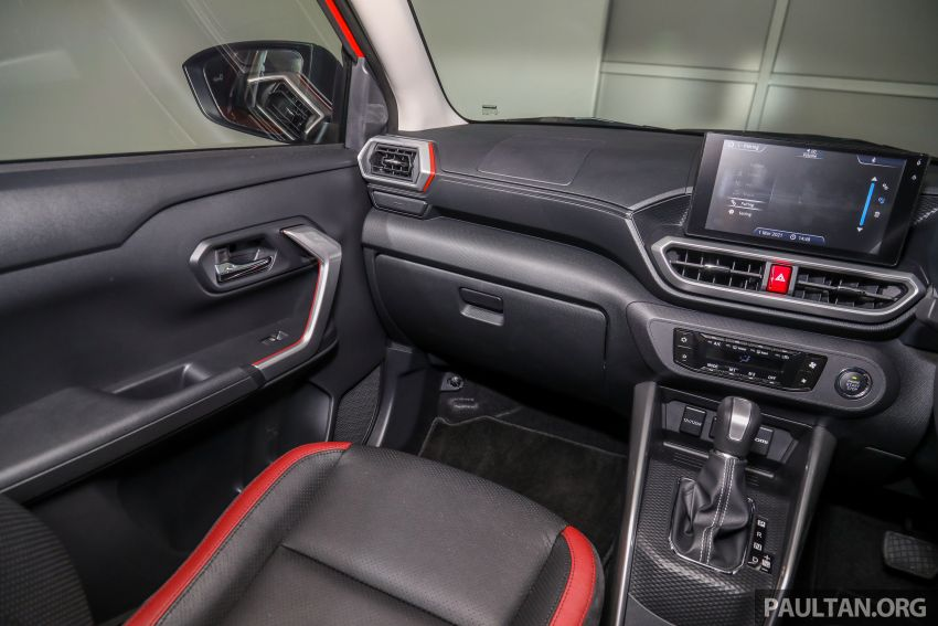 2021 Perodua Ativa SUV launched in Malaysia – X, H, AV specs; 1.0L Turbo CVT; from RM61,500 to RM72k Image #1256436