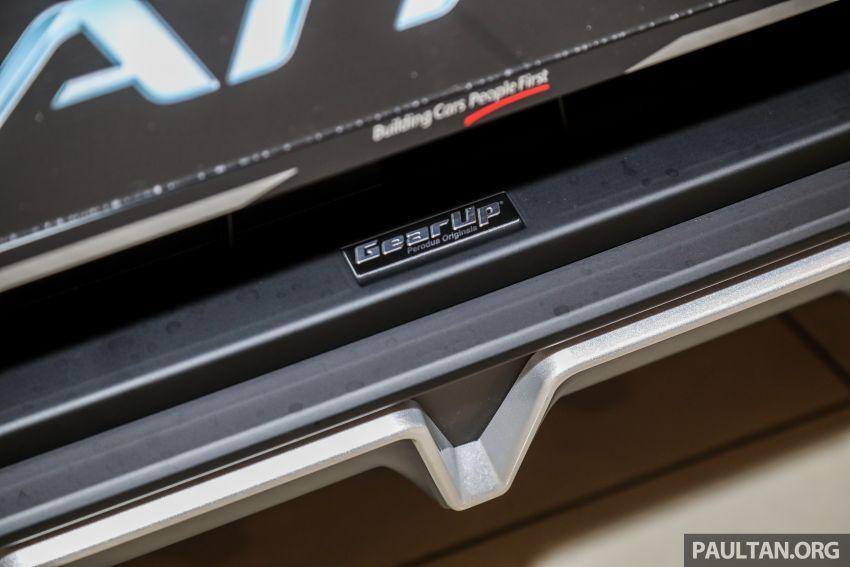 Perodua Ativa 2021 – pelbagai pilihan aksesori GearUp Image #1257413