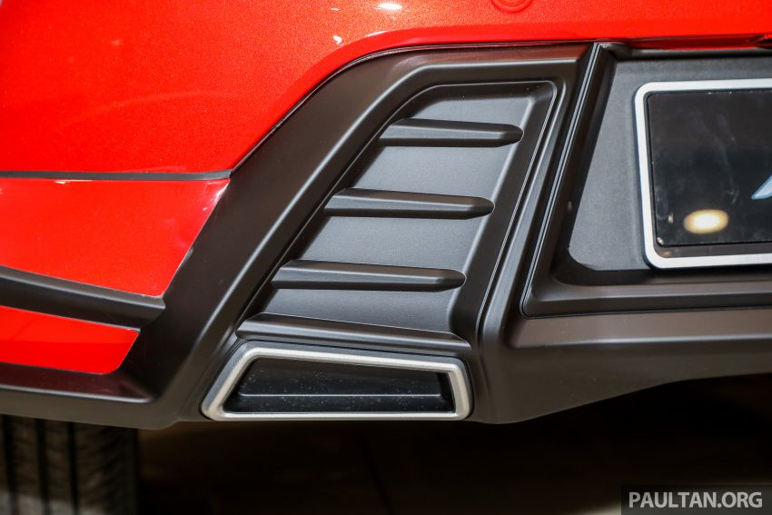Perodua Ativa 2021 – pelbagai pilihan aksesori GearUp Image #1257444