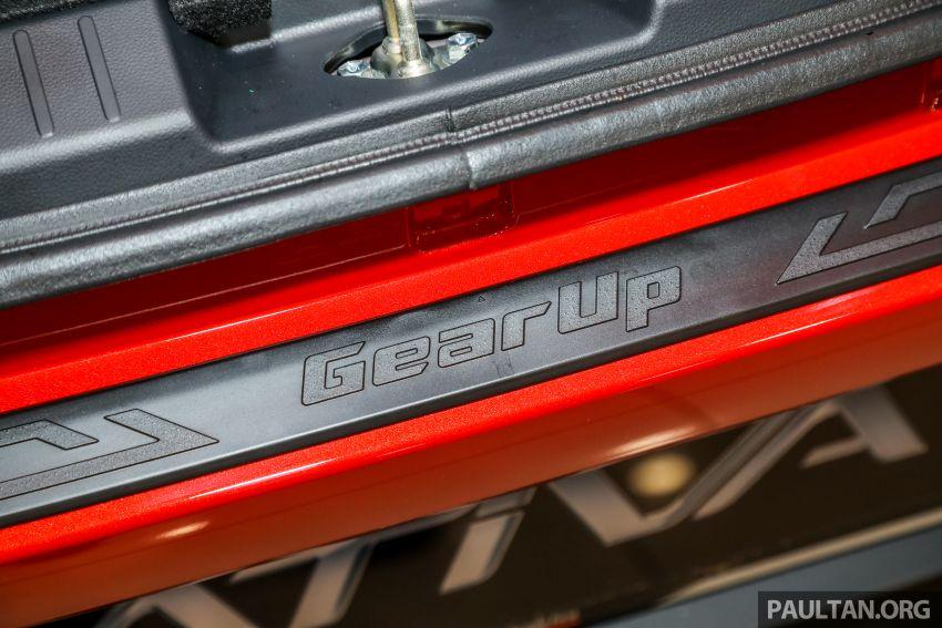 Perodua Ativa 2021 – pelbagai pilihan aksesori GearUp Image #1257473
