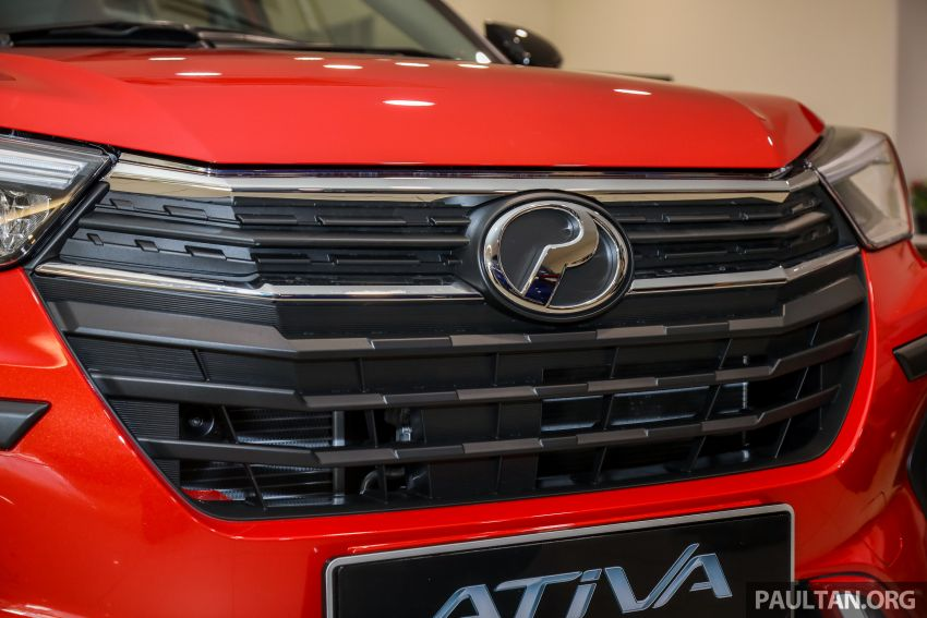 2021 Perodua Ativa SUV launched in Malaysia – X, H, AV specs; 1.0L Turbo CVT; from RM61,500 to RM72k Image #1257680