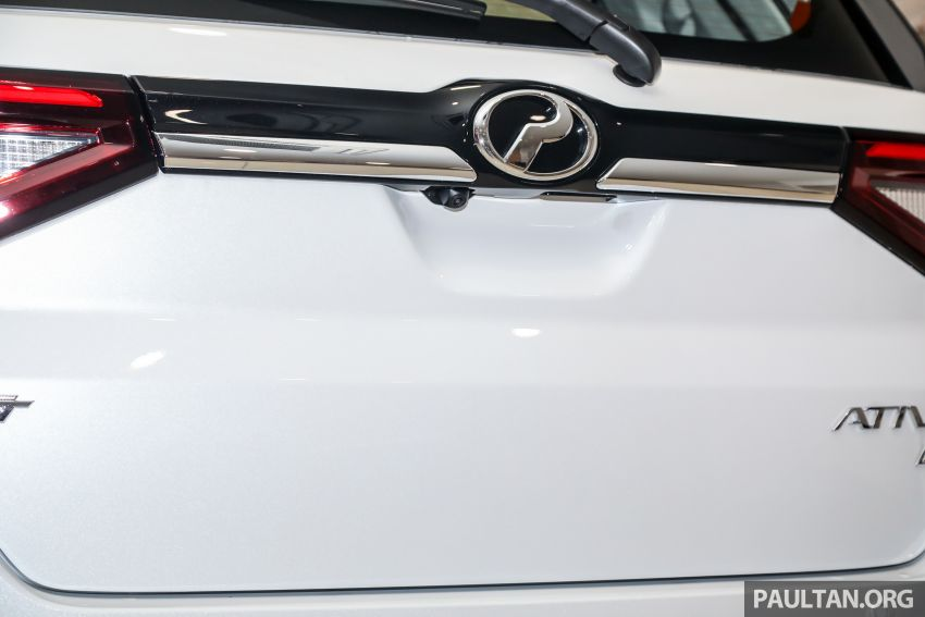 2021 Perodua Ativa SUV launched in Malaysia – X, H, AV specs; 1.0L Turbo CVT; from RM61,500 to RM72k Image #1257292