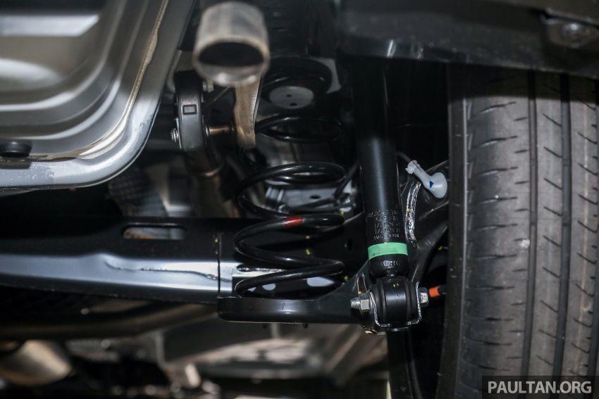 Perodua Ativa 2021 dilancarkan — varian X, H dan AV, 1.0L turbo dengan CVT, ASA 3.0, dari RM61k-RM72k Image #1257395