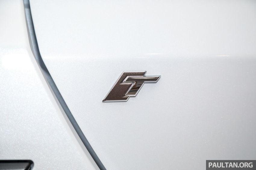 Perodua Ativa 2021 dilancarkan — varian X, H dan AV, 1.0L turbo dengan CVT, ASA 3.0, dari RM61k-RM72k Image #1257398