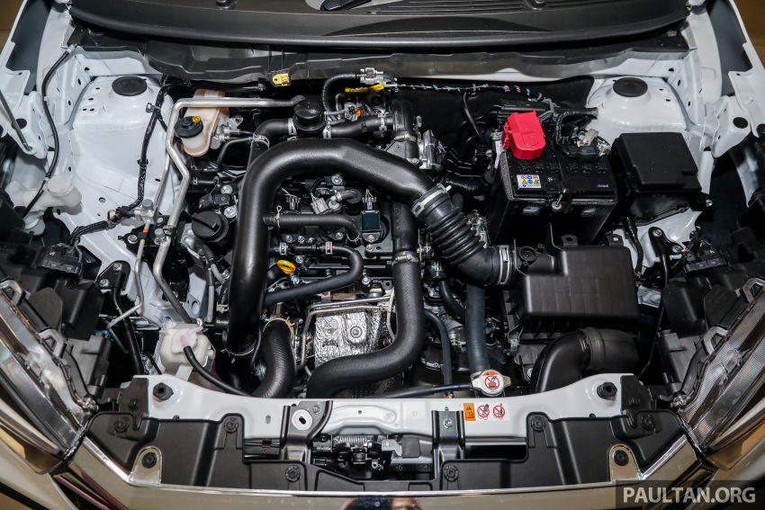 Perodua Ativa 2021 dilancarkan — varian X, H dan AV, 1.0L turbo dengan CVT, ASA 3.0, dari RM61k-RM72k Image #1257401