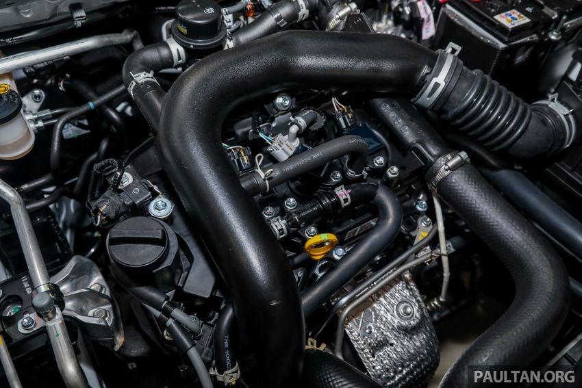 Perodua Ativa 2021 dilancarkan — varian X, H dan AV, 1.0L turbo dengan CVT, ASA 3.0, dari RM61k-RM72k Image #1257403