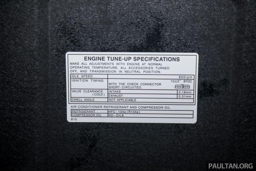 Perodua Ativa 2021 dilancarkan — varian X, H dan AV, 1.0L turbo dengan CVT, ASA 3.0, dari RM61k-RM72k Image #1257404