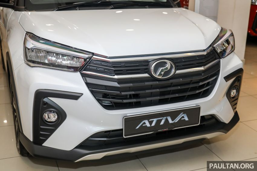 2021 Perodua Ativa SUV launched in Malaysia – X, H, AV specs; 1.0L Turbo CVT; from RM61,500 to RM72k Image #1257275