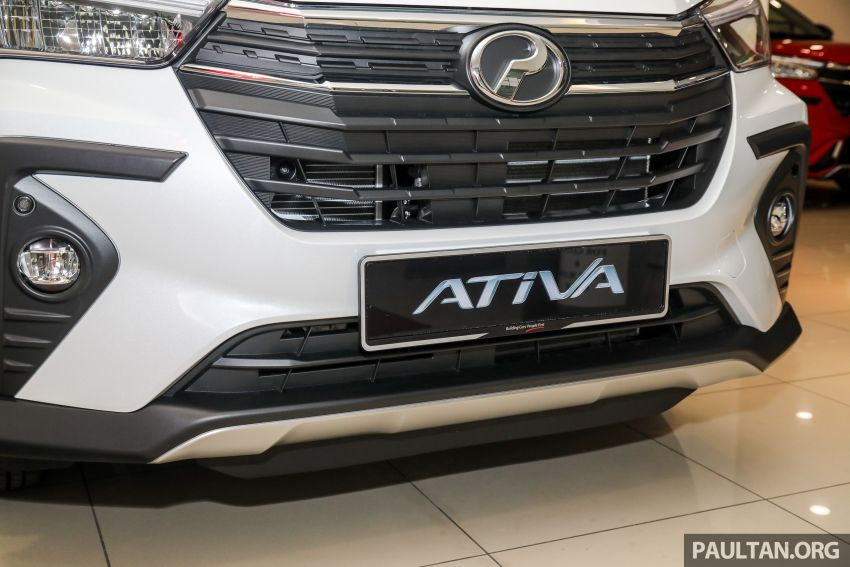 2021 Perodua Ativa SUV launched in Malaysia – X, H, AV specs; 1.0L Turbo CVT; from RM61,500 to RM72k Image #1257279