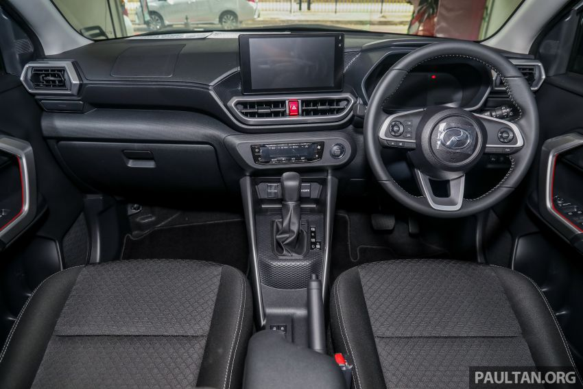 2021 Perodua Ativa SUV launched in Malaysia – X, H, AV specs; 1.0L Turbo CVT; from RM61,500 to RM72k Image #1257302