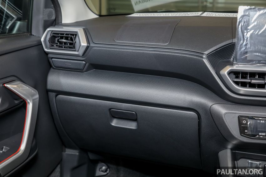 Perodua Ativa 2021 dilancarkan — varian X, H dan AV, 1.0L turbo dengan CVT, ASA 3.0, dari RM61k-RM72k Image #1257428