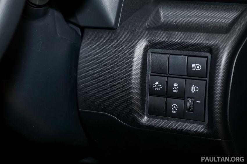 Perodua Ativa 2021 dilancarkan — varian X, H dan AV, 1.0L turbo dengan CVT, ASA 3.0, dari RM61k-RM72k Image #1257432