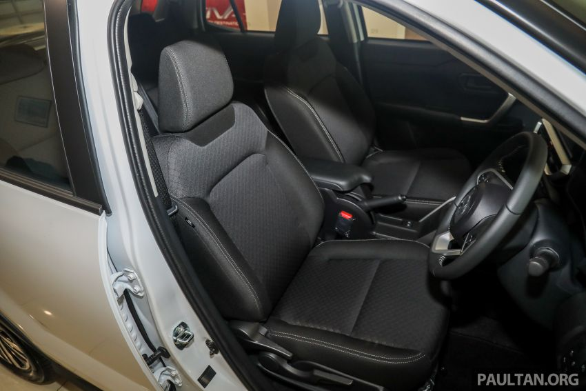 2021 Perodua Ativa SUV launched in Malaysia – X, H, AV specs; 1.0L Turbo CVT; from RM61,500 to RM72k Image #1257322