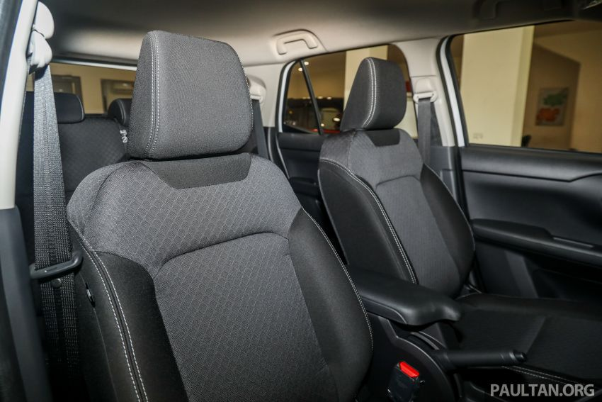 2021 Perodua Ativa SUV launched in Malaysia – X, H, AV specs; 1.0L Turbo CVT; from RM61,500 to RM72k Image #1257324