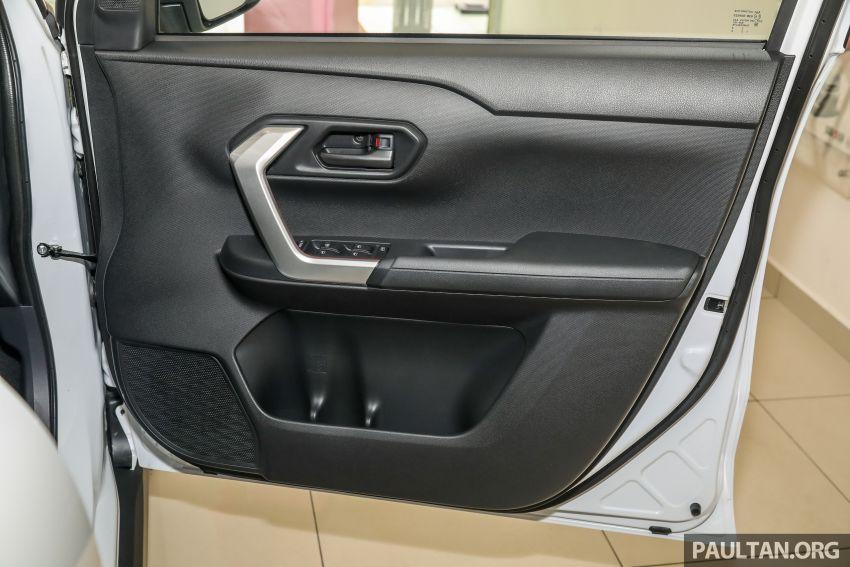 Perodua Ativa 2021 dilancarkan — varian X, H dan AV, 1.0L turbo dengan CVT, ASA 3.0, dari RM61k-RM72k Image #1257447