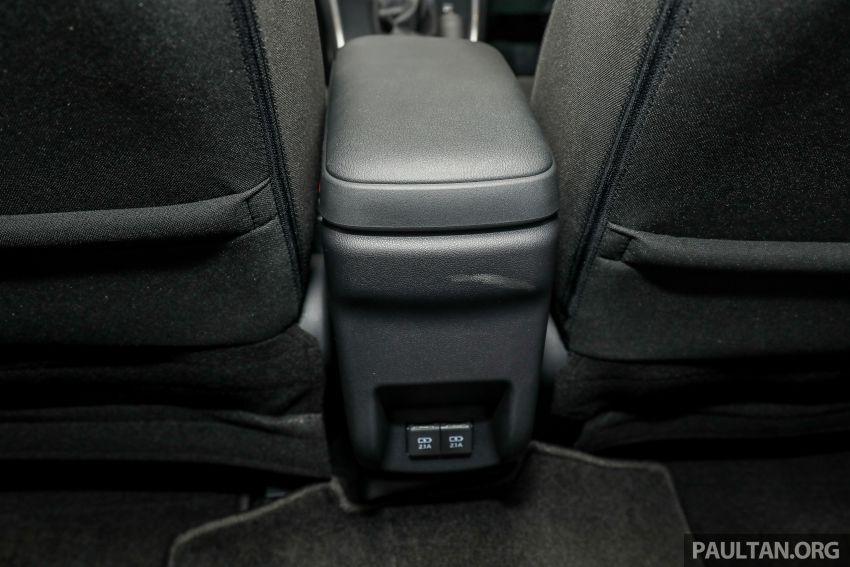 Perodua Ativa 2021 dilancarkan — varian X, H dan AV, 1.0L turbo dengan CVT, ASA 3.0, dari RM61k-RM72k Image #1257456