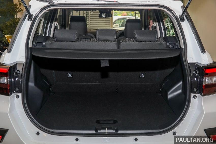 2021 Perodua Ativa SUV launched in Malaysia – X, H, AV specs; 1.0L Turbo CVT; from RM61,500 to RM72k Image #1257333