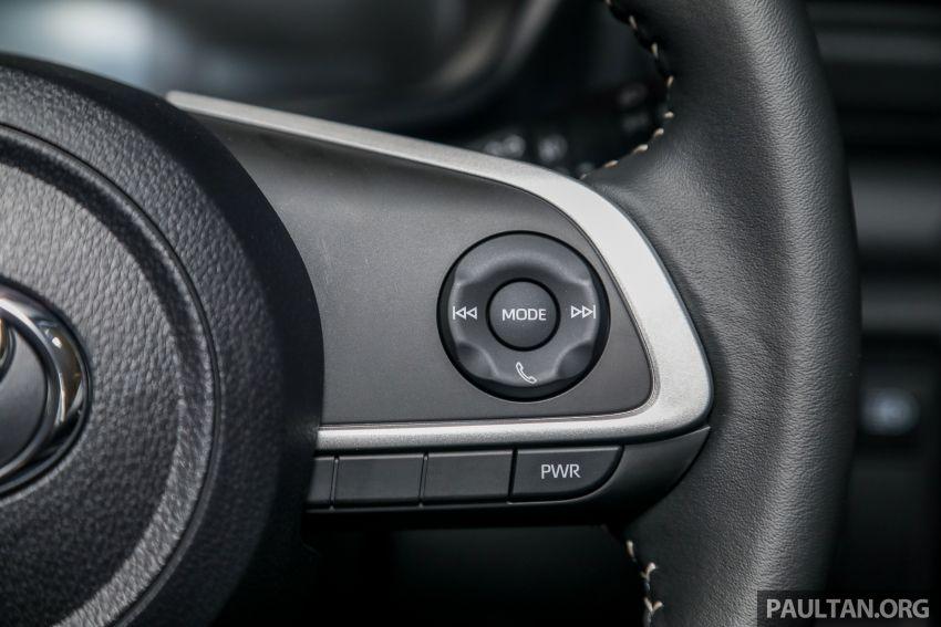 Perodua Ativa 2021 dilancarkan — varian X, H dan AV, 1.0L turbo dengan CVT, ASA 3.0, dari RM61k-RM72k Image #1257416