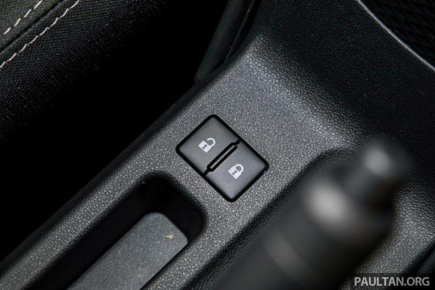 Perodua Ativa 2021 dilancarkan — varian X, H dan AV, 1.0L turbo dengan CVT, ASA 3.0, dari RM61k-RM72k Image #1257424