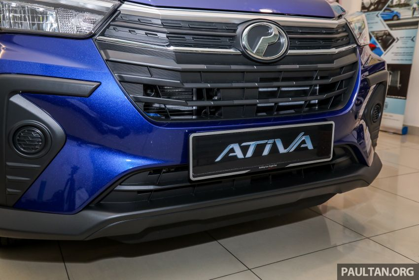 2021 Perodua Ativa SUV launched in Malaysia – X, H, AV specs; 1.0L Turbo CVT; from RM61,500 to RM72k Image #1257198
