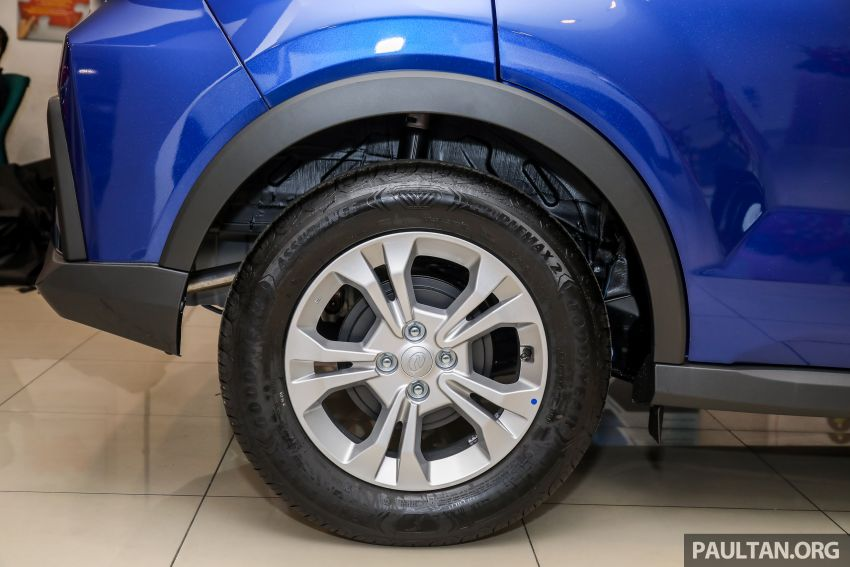 2021 Perodua Ativa SUV launched in Malaysia – X, H, AV specs; 1.0L Turbo CVT; from RM61,500 to RM72k Image #1257211