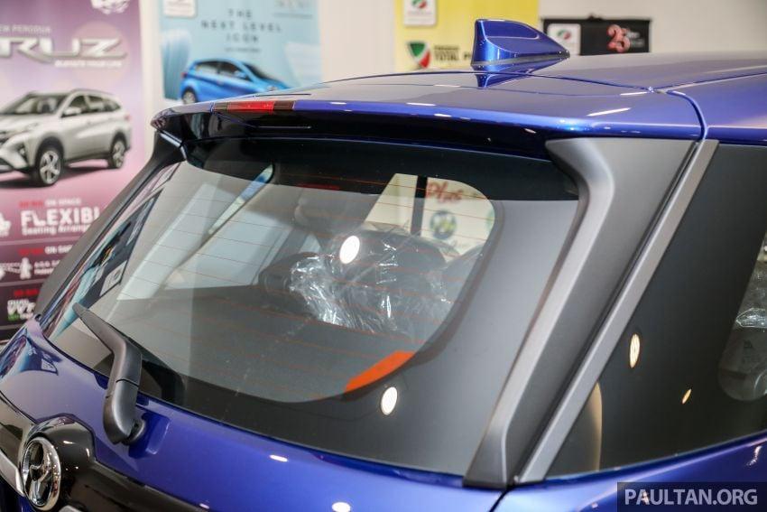 Perodua Ativa 2021 dilancarkan — varian X, H dan AV, 1.0L turbo dengan CVT, ASA 3.0, dari RM61k-RM72k Image #1257517