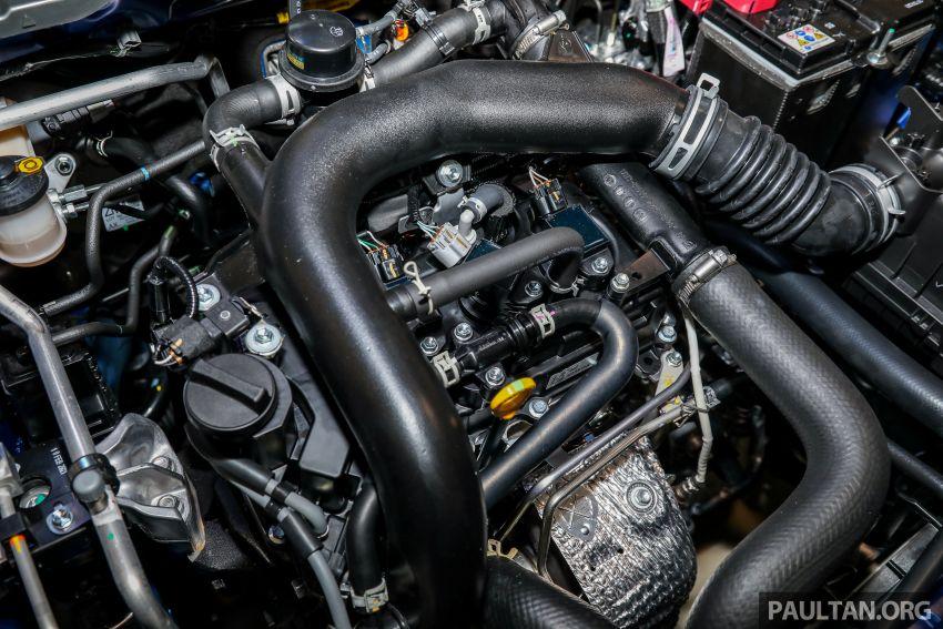 Perodua Ativa 2021 dilancarkan — varian X, H dan AV, 1.0L turbo dengan CVT, ASA 3.0, dari RM61k-RM72k Image #1257523