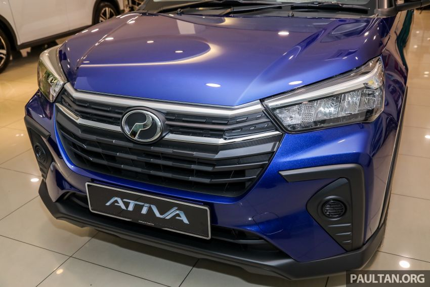2021 Perodua Ativa SUV launched in Malaysia – X, H, AV specs; 1.0L Turbo CVT; from RM61,500 to RM72k Image #1257189