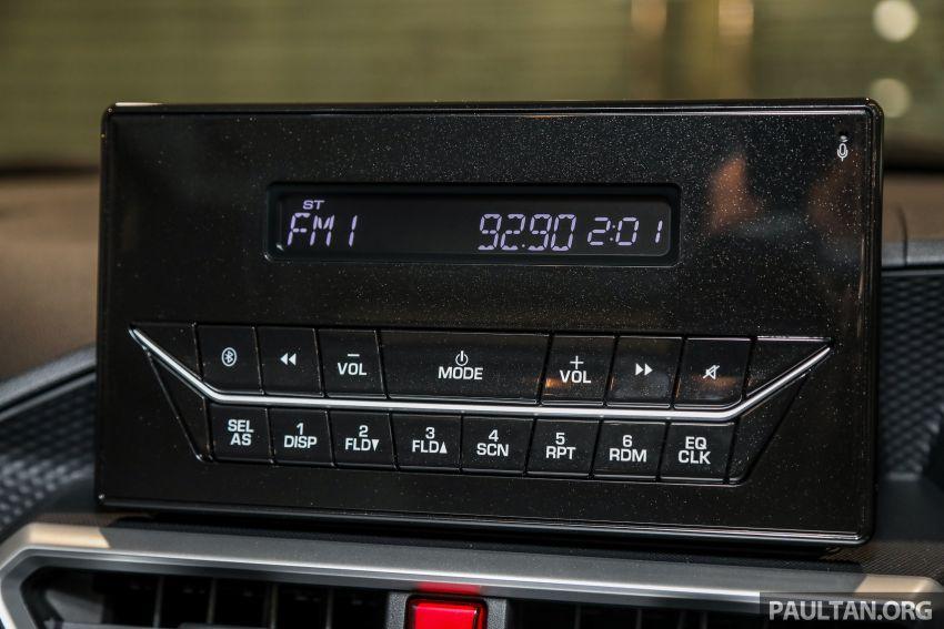 Perodua Ativa 2021 dilancarkan — varian X, H dan AV, 1.0L turbo dengan CVT, ASA 3.0, dari RM61k-RM72k Image #1257534