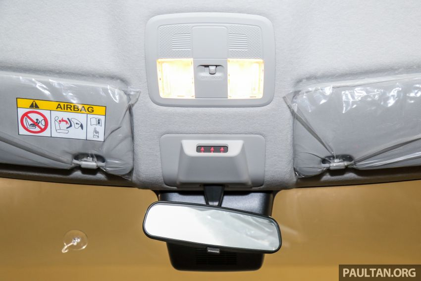 Perodua Ativa 2021 dilancarkan — varian X, H dan AV, 1.0L turbo dengan CVT, ASA 3.0, dari RM61k-RM72k Image #1257546