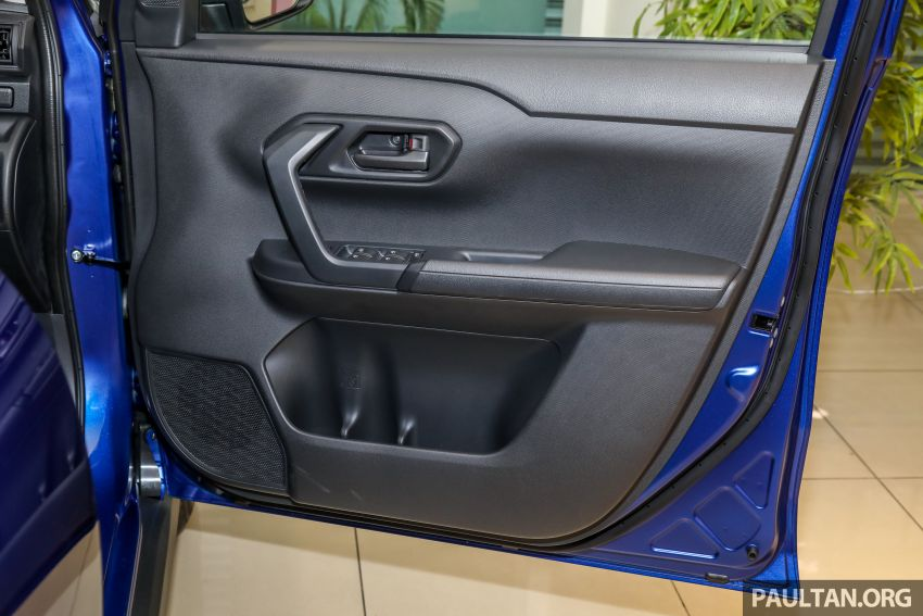 2021 Perodua Ativa SUV launched in Malaysia – X, H, AV specs; 1.0L Turbo CVT; from RM61,500 to RM72k Image #1257252