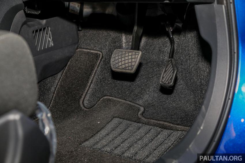 Perodua Ativa 2021 dilancarkan — varian X, H dan AV, 1.0L turbo dengan CVT, ASA 3.0, dari RM61k-RM72k Image #1257557