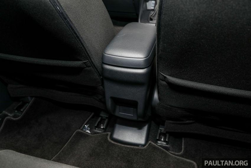 Perodua Ativa 2021 dilancarkan — varian X, H dan AV, 1.0L turbo dengan CVT, ASA 3.0, dari RM61k-RM72k Image #1257561