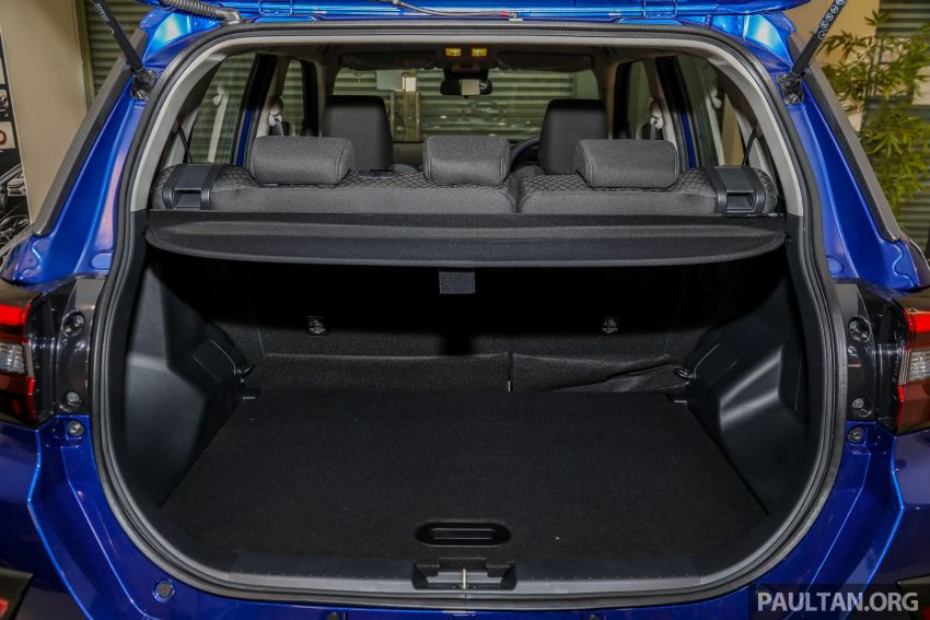 2021 Perodua Ativa SUV launched in Malaysia – X, H, AV specs; 1.0L Turbo CVT; from RM61,500 to RM72k Image #1257265